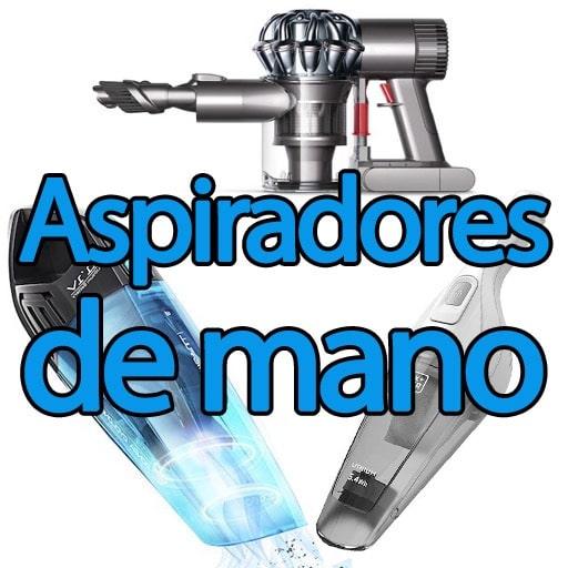 Guía de compra de aspiradoras de mano