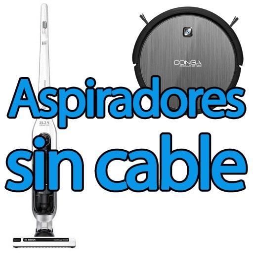 Guía aspiradoras sin cable