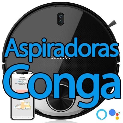 Aspirador Conga