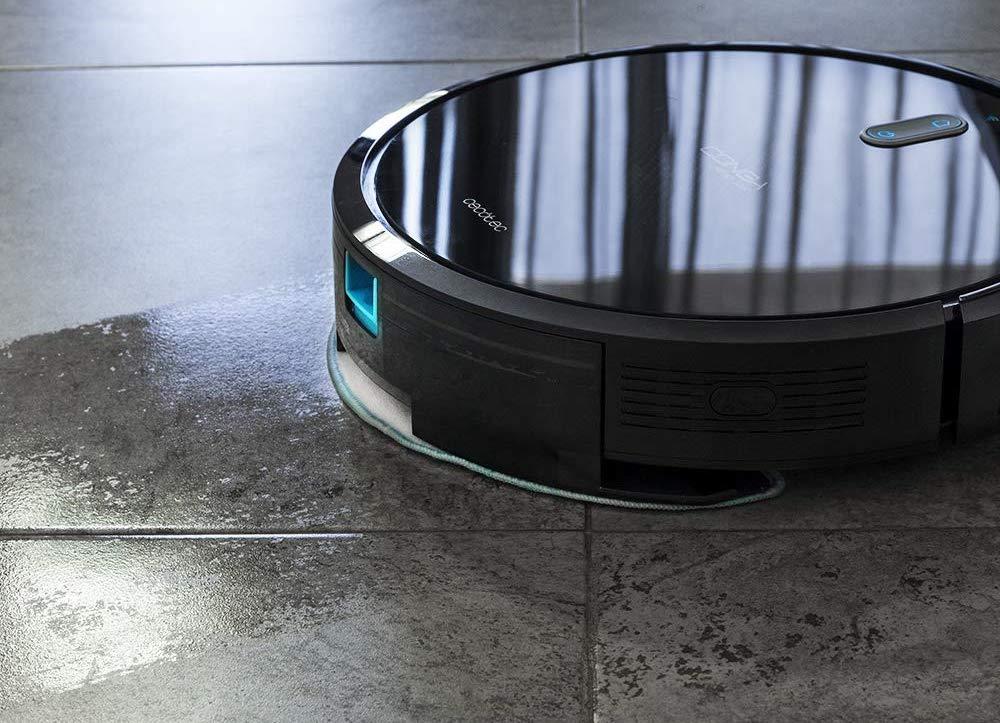 robot aspirador fregasuelos