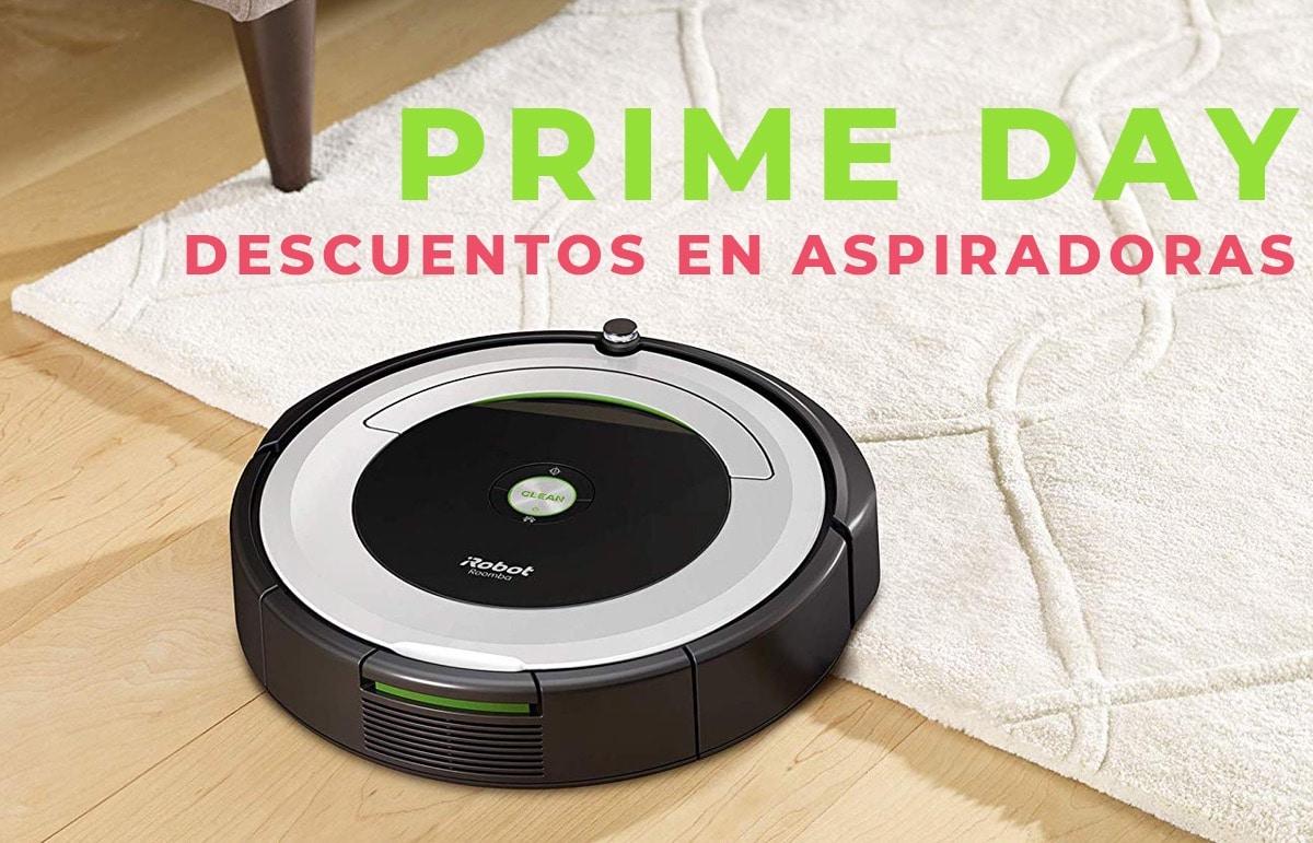 prime day aspiradoras