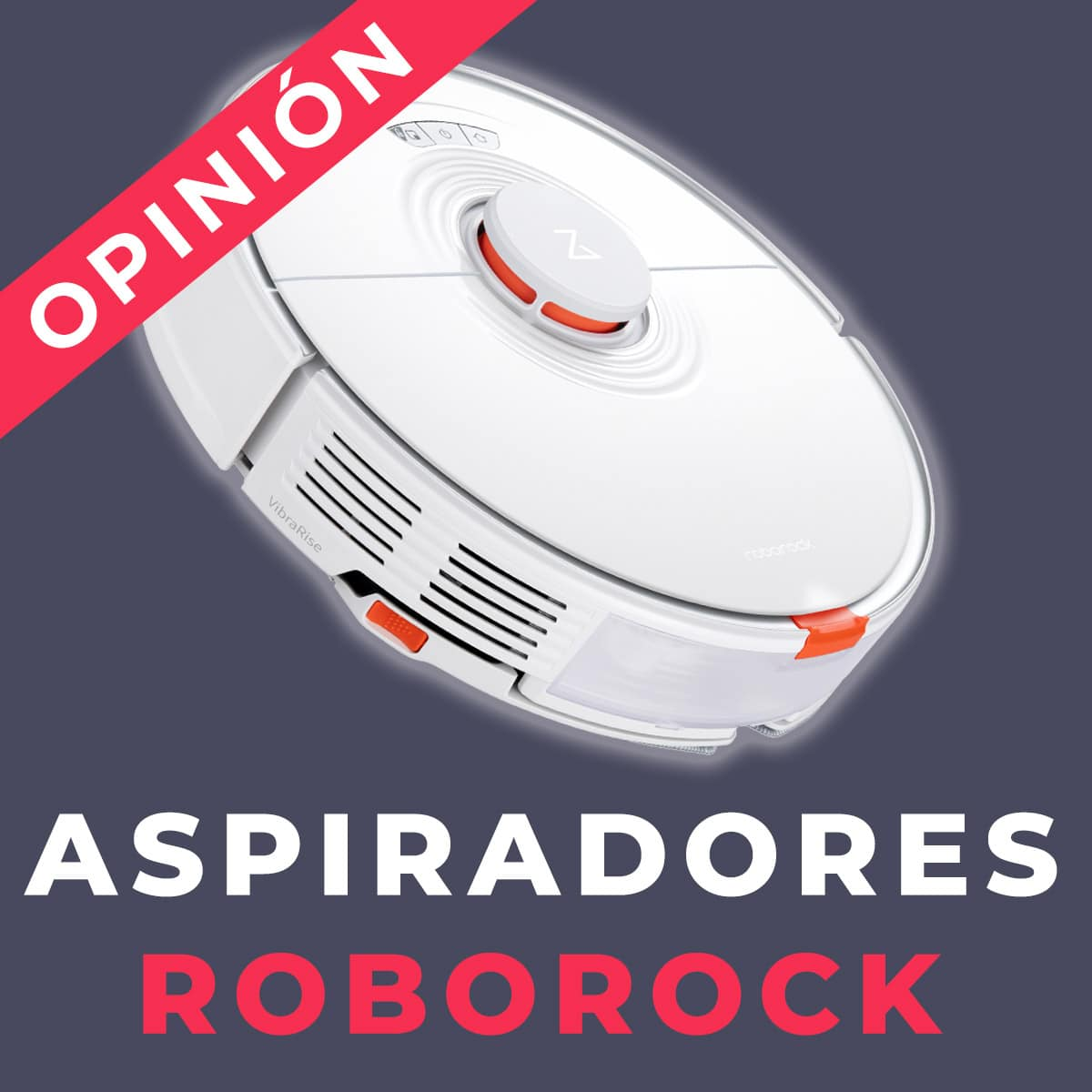aspirador roborock