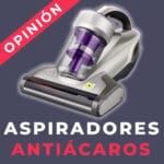 Aspirador antiácaros