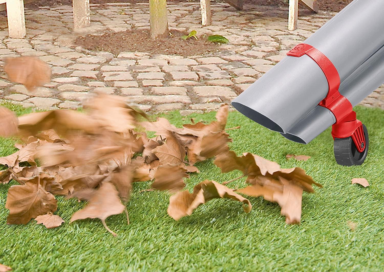 aspirador de hojas potente