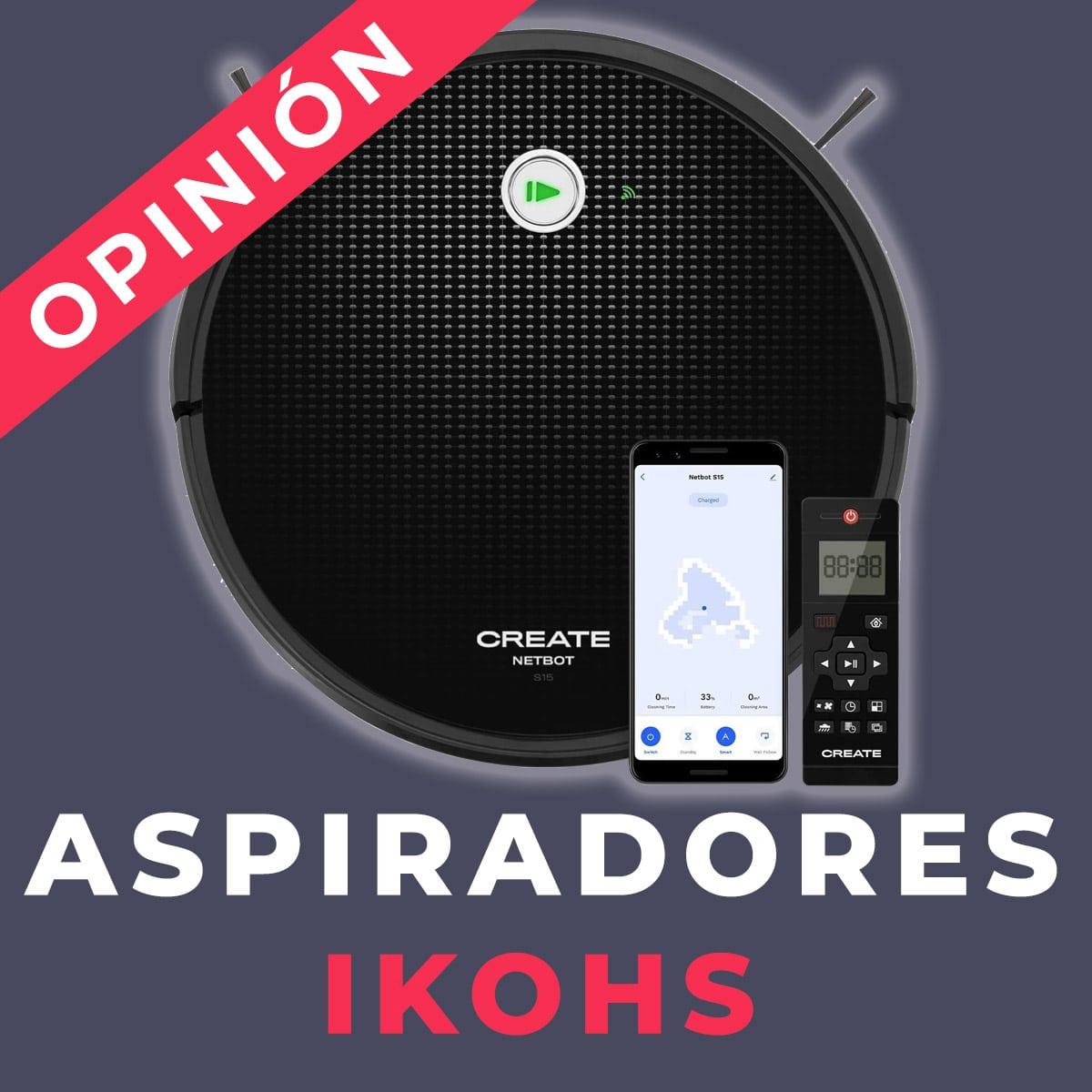 aspirador ikohs