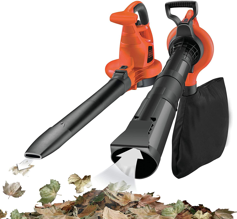 funcionamiento aspirador de hojas