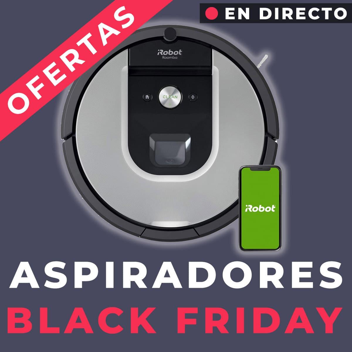 ofertas aspiradoras black friday